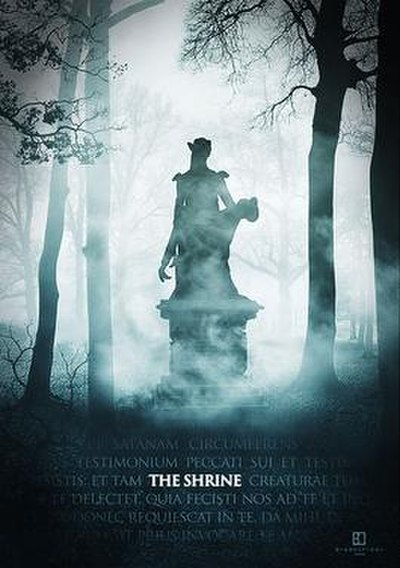 Picture of a movie: The Shrine