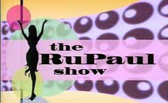 The RuPaul Show - Logo of the show