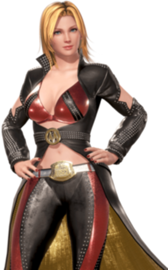 Tina Armstrong - Tina Armstrong in Dead or Alive 6