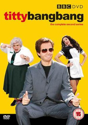 Tittybangbang - Cover of Second Series DVD