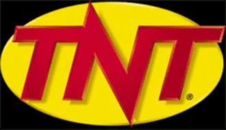Turner Classic Movies (UK and Ireland) - TNT logo.