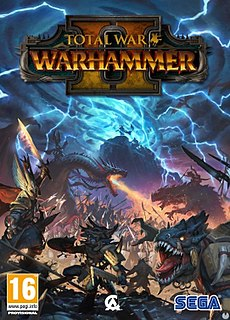<i>Total War: Warhammer II</i> 2017 video game