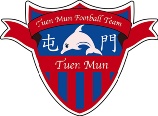 Tuen Mun SA association football club in Hong Kong