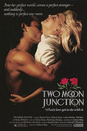 Two Moon Junction - Theatrical release poster