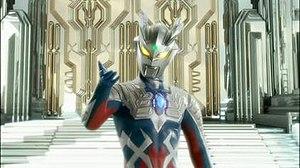 Ultraman Zero - Ultraman Zero hosting Ultraman Retsuden.