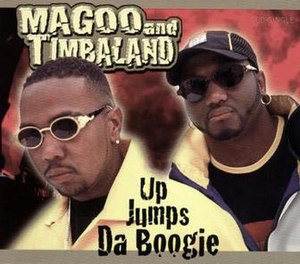 Up Jumps da Boogie - Image: Upjumpsdaboogie 1997