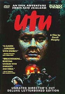 <i>Utu</i> (film) 1983 film by Geoff Murphy