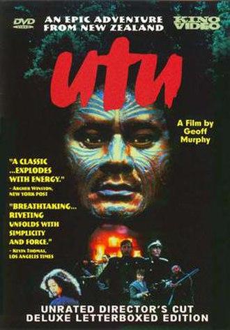 Utu (film) - DVD cover