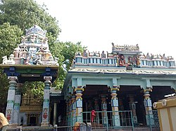 Veerabrahmendra swamy temple for which the town is famous