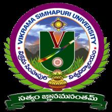 Image result for Vikrama Simhapuri University
