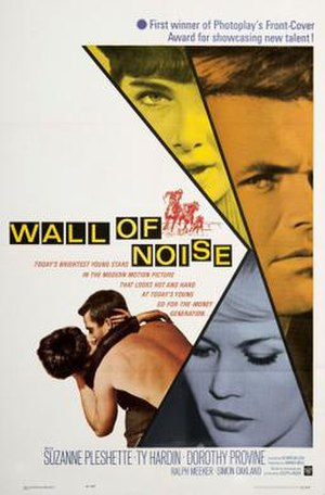 Wall of Noise - Theatrical release poster