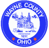 Official seal of Wayne County