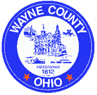 Wayne County, Ohio - Image: Wayne County, Ohio seal