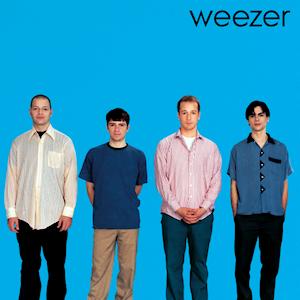 Weezer (1994 album) - Image: Weezer Blue Album