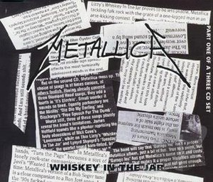 Whiskey in the Jar - Image: Whiskey in the Jar Metallica