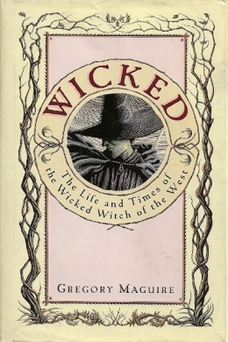 The Wicked Years - Image: Wicked Book Cover