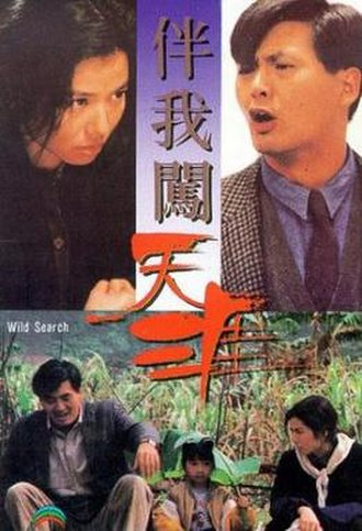 Wild Search - Image: Wild Search (film poster)