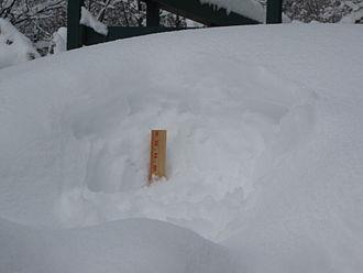 Wilmington, Vermont - Image: Wilmington, Vermont Vermont Snowfall Record