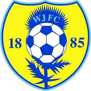 Wishaw Juniors F.C. - Logo
