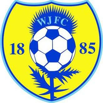 Wishaw Juniors F.C. - Logo