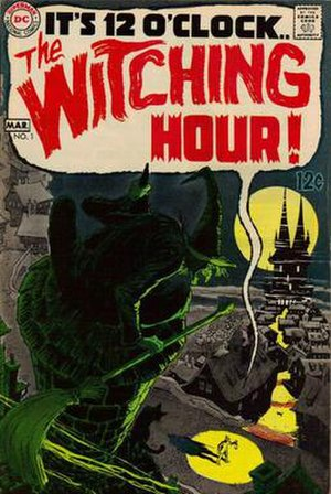 The Witching Hour (DC Comics) - Image: Witching Hour 01