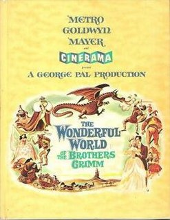 <i>The Wonderful World of the Brothers Grimm</i> 1962 film by George Pal, Henry Levin