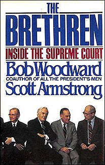 <i>The Brethren</i> (book) book by Bob Woodward
