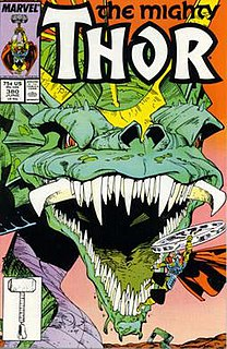 Midgard Serpent (Marvel Comics)