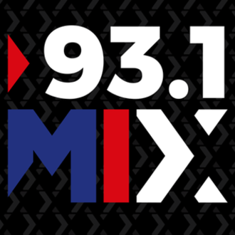 XHYI-FM - Image: XHYI Mix 93.1cancun logo