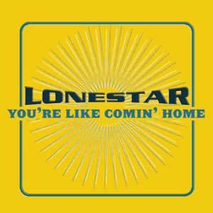 You're Like Comin' Home - Image: You're Like Comin' Home single