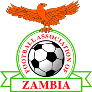 Zambia national football team - Image: Zambia FA
