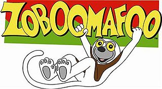 <i>Zoboomafoo</i> television series