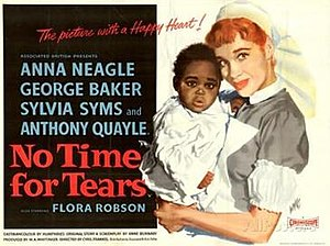 "No Time for Tears (film) - Image: ""No Time for Tears"" (1957 film)"