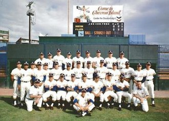 Seattle Pilots - Team photo