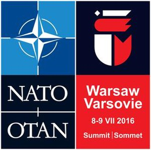 2016 Warsaw summit - Image: 2016 Warsaw summit