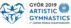 2019 Campionati Mondiali di Ginnastica Artistica Juniores logo.png