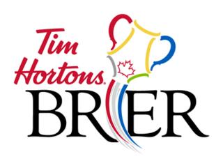 Tim Hortons Brier Canadian mens curling championship