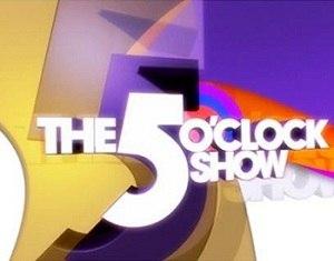 The 5 O'Clock Show - Title card