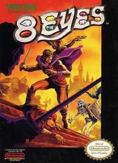 <i>8 Eyes</i> 1988 video game