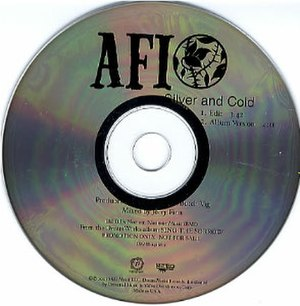 Silver and Cold - Image: AFI Silver and Cold cover