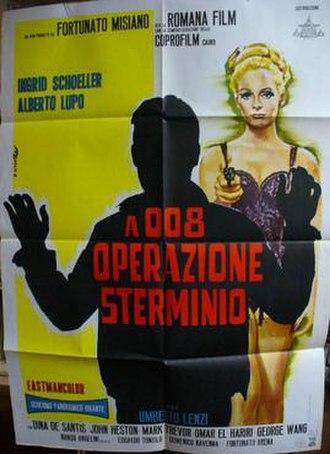 008: Operation Exterminate - Image: A 008, operazione Sterminio