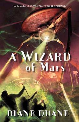 A Wizard of Mars cover