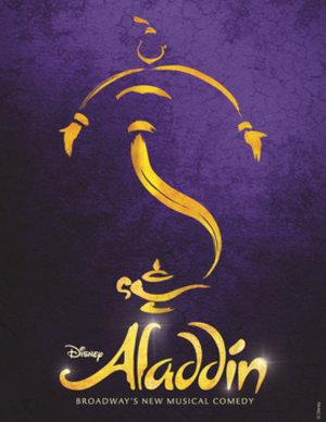 Aladdin (2011 musical) - Broadway promotional poster