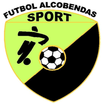 Fútbol Alcobendas Sport - Logo until 2013