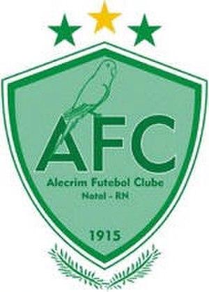 Alecrim Futebol Clube - Image: Alecrim futebol clube logo