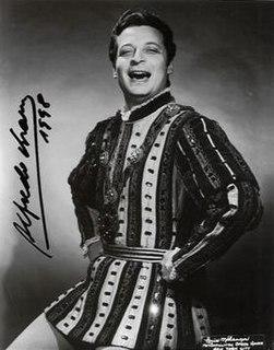 Alfredo Kraus Spanish singer
