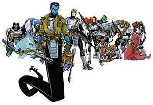 Alien Legion - Image: Alien Legion
