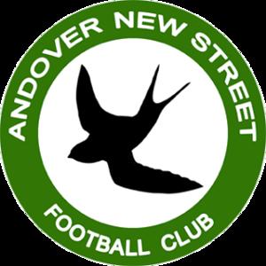 Andover New Street F.C. - Image: Andover New Street F.C. logo