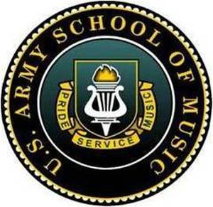 United States Armed Forces School of Music - Image: Army Schoool of Music Logo