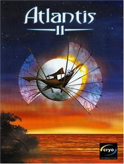 <i>Atlantis II</i> 1999 video game